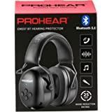 PROHEAR 037 Bluetooth Hearing Protection