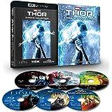 マイティ・ソー:4K UHD 3ムービー・コレクション [4K ULTRA HD+ブルーレイ] [Blu-ray]
