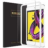 【ガイド枠付き】NIMASO iPad mini5 (2019) / mini4 ガラスフィルム (アイパッド ミニ 5…