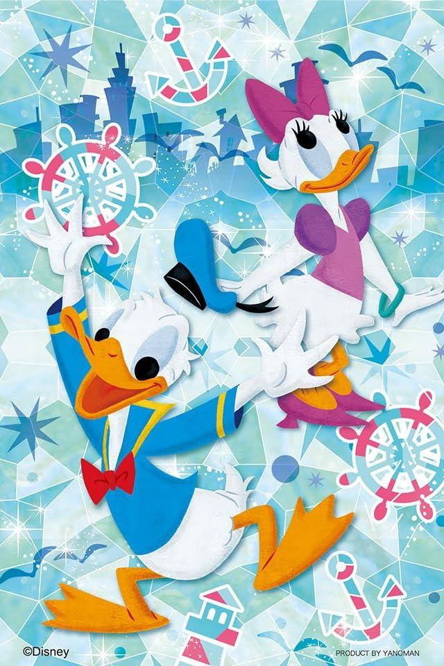 ディズニー ドナルドダック,デイジーダック iPhone(640×960)壁紙 画像41251 スマポ