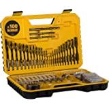 DEWALT DT71563-QZ Combination Drill BIT Set 100 Piece Set