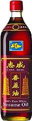 Chee Seng 100% Pure White Sesame Oil, 750ml