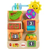 Fisher Price GJW62 Laugh & Learn Peek & Play Busy Garden Toy