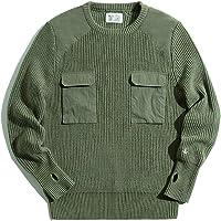 NORMEN(ノーマン) 米軍TYPE コマンドセーター ポケット付き