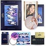 TWICE 8th Mini Album - FEEL SPECIAL [ B ver. ] CD + Photobook + Lyrics Paper + Photocards + OFFICIAL PHOTOCARD SET + OFFICIAL