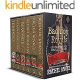 Bad Boy Royals of Kingsbury Prep Complete High School Dark Romance Series Box Set (Books 1 to 6)