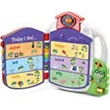 LeapFrog 80-602300 Tad's Get Ready for School Book