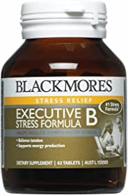 Blackmores Executive B Stress Formula  (62 Tablets)