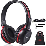 1 Pack of IR Wireless Headphones for Car DVD/TV 2 Channel Car Headphones for Kids with 3.5mm Aux Cord Cars Kids Headphones
