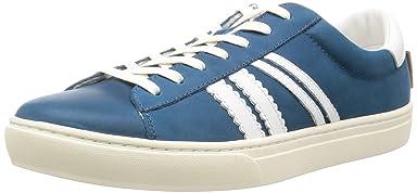Platz: Blue / White
