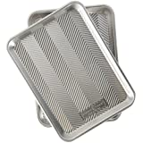 Nordic Ware Prism Quarter Sheet, 2-Pack,Aluminum