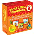 First Little Readers Guided Reading Level A: 25 Irresistible Books That Are Just the Right Level for Beginning Readers (Guide