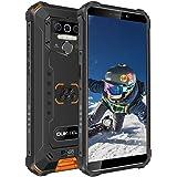 Rugged Smartphone Unlocked OUKITEL WP5(2020) Android 10 Cell Phone 8000mAh Battery 4GB+32GB Triple Camera 4 LED Flashlights I