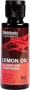 D'Addario ダダリオ レモンオイル クリーナー&コンディショナー Lemon Oil PW-LMN 【国内正規品】