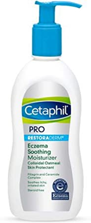 Cetaphil Pro Eczema Soothing Moisturizer, 10 Ounce (Pack of 3)
