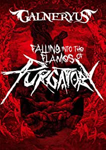【Amazon.co.jp限定】FALLING INTO THE FLAMES OF PURGATORY (Blu-ray通常版) (ビジュアルシート付)