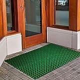 """Rubber Door Mat Anti-Fatigue Floor Mats 23"""" x 35"""" for Kitchen Restaurant Bar Floor Mat New Garage Garden Commercial Indoor Ou"""