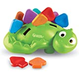 Learning Resources LER9091 Steggy The Fine Motor Dino,Multi