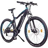 NCM Moscow Electric Mountain Bike,E-Bike, 250W, E-MTB, 48V 13Ah 624Wh Battery