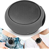ANCwear Portable Bluetooth Speakers Wireless Mini Speaker with Enhanced Bass,HD Sound,Wearable Speaker with Microphone,9.5H P