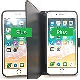 『ニコピッタン大』 No.PP、P8、PX、XX、X8 iPhonePlus、iPhoneX、iPhone8~6 2個収納 ケース (Plus&Plus)