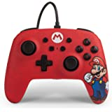 NSW Enhanced Wired Controller Mario