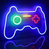 ineonlife Game Shaped Neon Signs Neon Lights LED Neon Signs for Wall Decor 16''x 11'' Gamepad Neon Signs for Bedroom Children