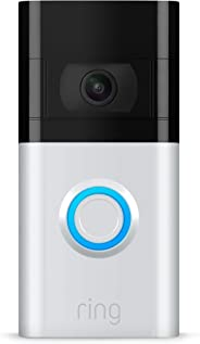 All-new Ring Video Doorbell 3 – 1080p HD video, improved motion detection, and easy installation