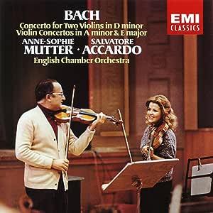 Bach: Violin Cti 1-2/Cto in D