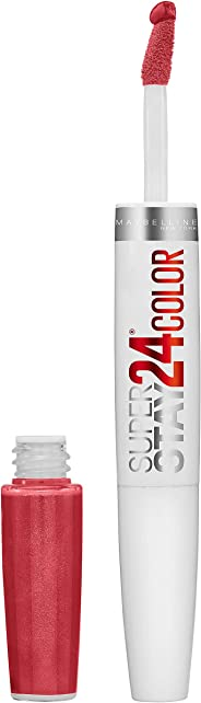 Maybelline SuperStay 24 2-Step Longwear Liquid Lipstick - Continuous Coral 020
