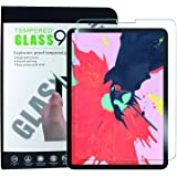 TERSELY Screen Protector for iPad Pro 11 2020(2018), [Full Screen Covered],[Face ID] Premium 9H Tempered Glass Screen Protect