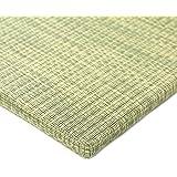 こうひん 縁なし無臭 置き畳 ユニット畳 簡単に置くだけ textilene生地 厚さ1.7cm すべり止め付き55x5…