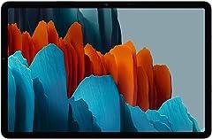 SAMSUNG SM-T870NZKAXSP Galaxy Tab S7, Mystic Black, 128GB