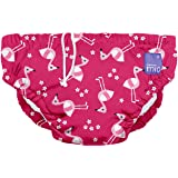Bambino Mio Reusable Swim Nappy, Pink Flamingo, Extra Large (2+ Years)