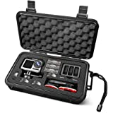 Lekufee Small Portable Waterproof Case for DJI Osmo Action Camera and More Osmo Action Accessories