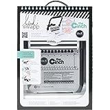 We R memory keepers Heidi Swapp Cinch Book Binding Machine, Black and White