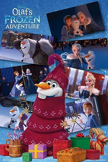 ディズニー  iPhone/Androidスマホ壁紙(640×960)-5 - アナと雪の女王 家族の思い出 オラフの冒険