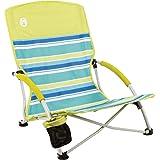 Coleman Beach Chair Quad Low Sling