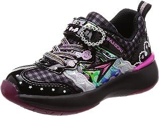 [シュンソク] 運動靴 レモンパイ CREAM 15cm~19cm 1.5E キッズ 女の子