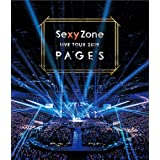 Sexy Zone LIVE TOUR 2019 PAGES(通常盤Blu-ray)(特典なし)