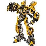 Transformers The Last Knight DLX Bumblebee [トランスフォーマー/最後の騎士王 DLX バンブルビー] ノンスケール POM&ABS&PC&PVC&亜鉛合金製 塗装済み可動フィギュア