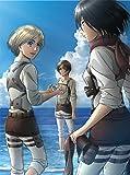 TVアニメ「進撃の巨人」 Season3 第7巻 (初回限定版) [Blu-ray]