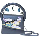 Danielle Nicole Disney Aladdin A Whole New World Designer Crossbody Handbag (One Size)