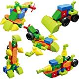 Toddler Toys for 3 4 5 6 Year Old Boys Girls,Magnetic Blocks ,Magnetic Building Blocks,Preschool Learning Toys,Early Educatio