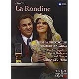 Puccini: La Rondine (The Metropolitan Opera Live in HD) [DVD] [Import]