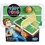 Hasbro E3112000 TINY PONG - Solo Table Tennis / Ping pong - Lights & Sounds - 1+ Players - Kids Toys & Electronic Games - Age