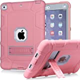 PPSHA iPad 6th Generation Cases, iPad 2018 Case, iPad 9.7 Inch Case,Hybrid Shockproof Rugged Drop Protection Cover Built with