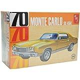 AMT / Premium Hobbies 1970 Chevy Monte Carlo SS 454 1:25スケール プラスチックモデルカーキット CP7771