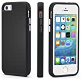 iPhone 5/5s/SE Case, CellEver Dual Guard Protective Shock-Absorbing Scratch-Resistant Rugged Drop Protection Cover For iPhone