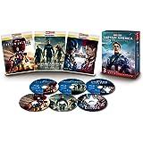 キャプテン・アメリカ MovieNEX 3ムービー・コレクション(期間限定) [Blu-ray]